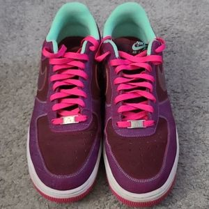 Nike Air Force1 '82 Low Cherrywood Limited Edition